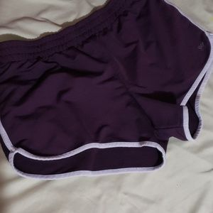 Purple Forever 21 Shorts